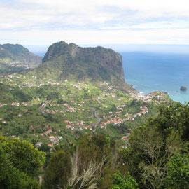 Heute schrauben wir uns als erstes nördlich von Carnico den Berg hinauf