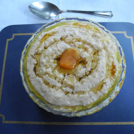 Super-Porridge von Yvonne in Kendal - mit Apfel-Zimt-Geschmack