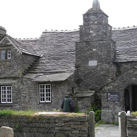 Das Tintagel Old Post Office
