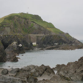 Ilfracombe am Atlantik
