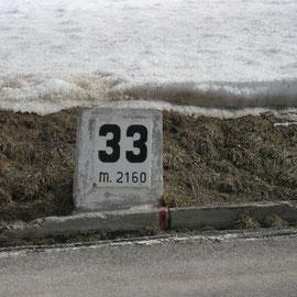 Diese 33 Kehren muss jeder absolvieren, der den Podoi-Pass erklimmen will