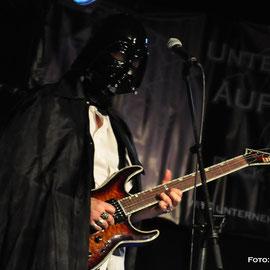 und sogar Darth Vader rockte mit!