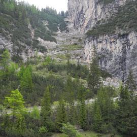 Was wir erwandern wollen? Den Naturpark Fanes bis zur Lavarella-Hütte