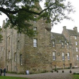 Kellie Castle - Kopf einziehen und hinein in die gute Stube