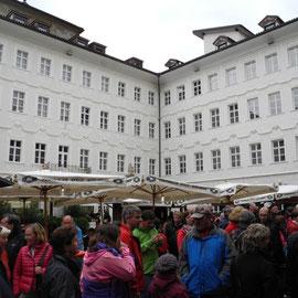 """In Bozen auf dem Marktplatz gab´s ein """"Genussfest"""""""