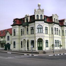 Das Hohenzollernhaus - ein Baudenkmal aus 1906