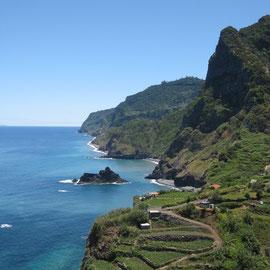 Madeira habe ich sofort ins Herz geschlossen, auch wenn Porto da Cruz gesperrt ist