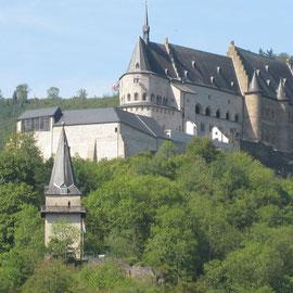 Nochma das Schloss
