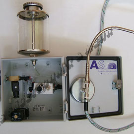 Sprühgerät Primajet D1.V-Bohr-,Fräsmaschinen