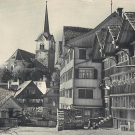 Bachstrasse