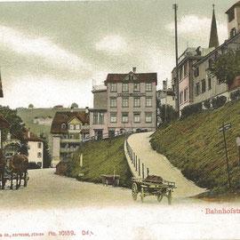 Bahnhofstrasse (Nr. 10189)