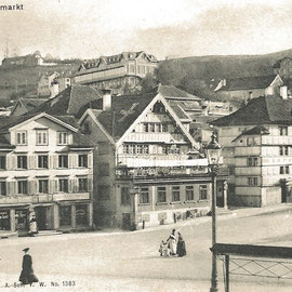 Obstmarkt 1386 , Herisau Nr. 1386