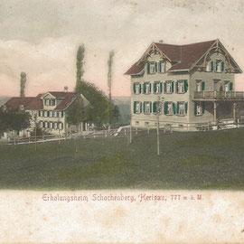 Erholungsheim Schochenberg
