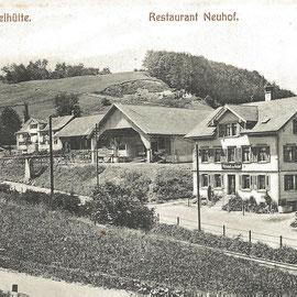 Ziegelhütte und Restaurant Neuhof