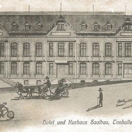 Hotel und Kurhaus Tonhalle