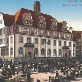 Obstmarkt (Herisau Nr. 5852)