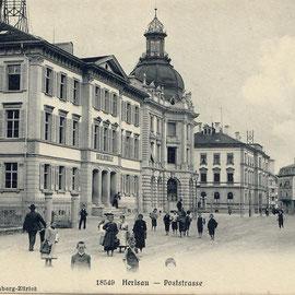 Poststrasse 18549