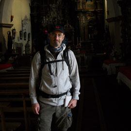 Interior de la Iglesia de San Esteban