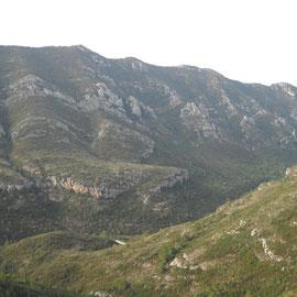 Serra de le Agülles