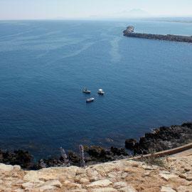 Bucht Rethymnon