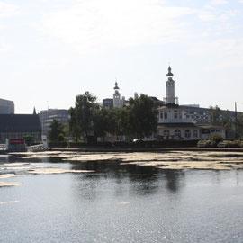 Søpavillonen / Peblinge Sø