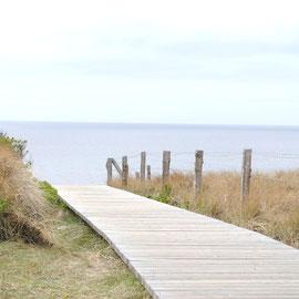 Strandaufgang bei der Uwe-Düne