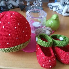 Erdbeer-Set