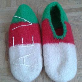grün-rot-weiß