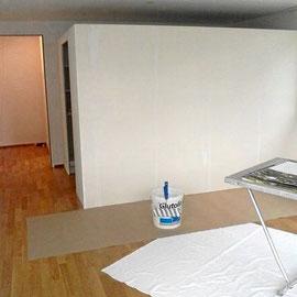 Malerarbeiten und Tapezieren aus einer Hand