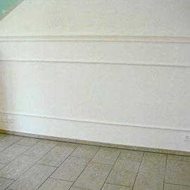 Stuckleisten zur Verschönerung von Wänden