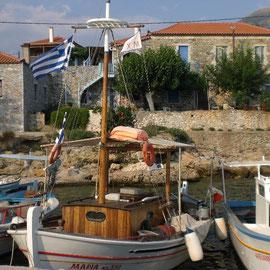 Hafen Ag. Dimitrios