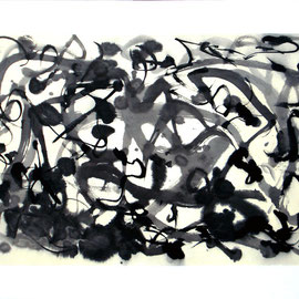 "After Spring Tea 04, 24"" x 31.5"" / 茶后04,  60 x 80cm, 2011"
