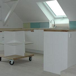 Umbau: Innenraumplanung und Küchenplanung in der Schweiz