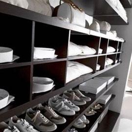 cuisine intérieur design toulouse dressing ouvert tendance moderne bois rangements