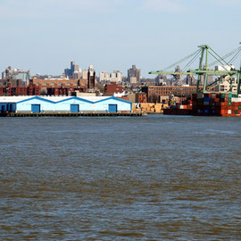 Brooklyn Container Port
