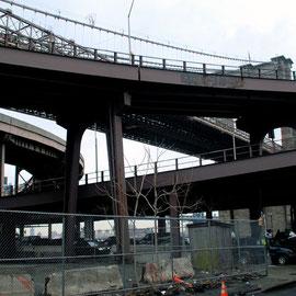 Brooklyn Bridge ramps