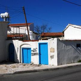 Anti-Turkish Graffiti, Skala, Larnaka
