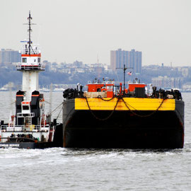 Michigan Services tug and barge