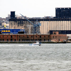 Red Hook warehouses and IKEA