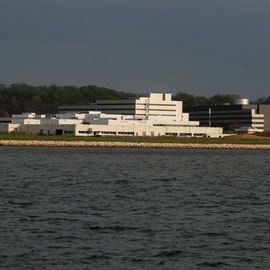 Defense Intelligence Analysis Center, the Defense Intelligence Agency HQ on Joint Base Anacostia-Bolling