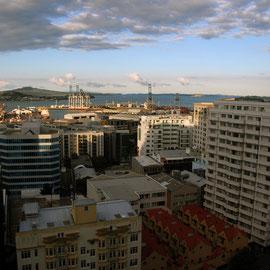Auckland container port