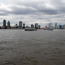 Jersey City and ferries