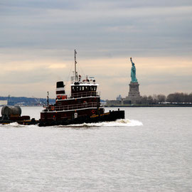 McCallister Responder and Statue of Liberty