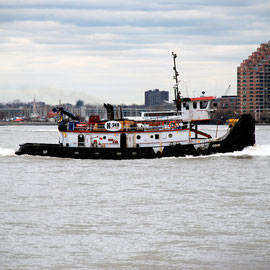 Odin entering the Hudson