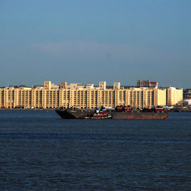 Brooklyn Army Terminal which was responsible for shipment of 85% of army equipment and personnel overseas in the IIWW