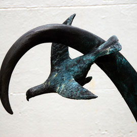 Sculpture, Wallace Arts Trust, Auckland