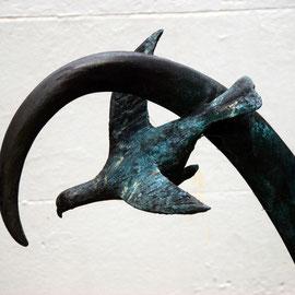 Sculpture, Wallace Arts Trust, Auckland