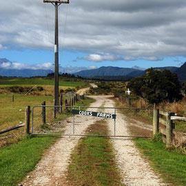 Cooks Farm, south of Hokitika