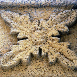 Stonework, Armenian Church, Arabahmet, Nicosia