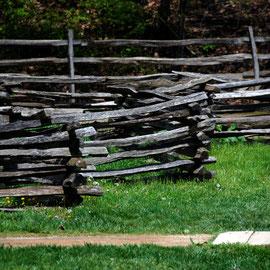 Mount Vernon fence